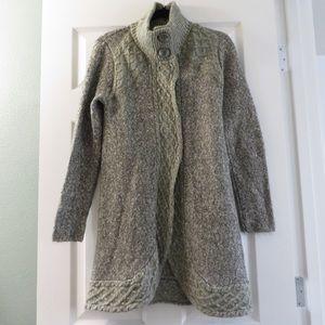 Prana long line coat/sweater